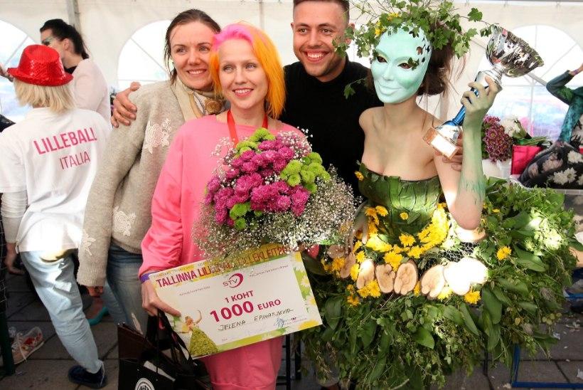 PILDID JA VIDEOD Tallinna Lilleball 2017 erikülaliseks oli selgeltnägija Ilona Kaldre