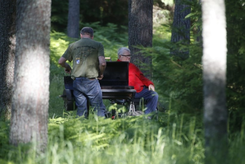 44d6f416ad5 Kuidas näeb välja õige jaanituli Saaremaa moodi? | Õhtuleht