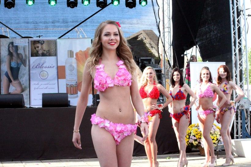 PILDID JA VIDEO | Silmipimestav ilu Tallinnas, selgitati välja kõige täiuslikuma figuuriga Miss Bikini 2017!