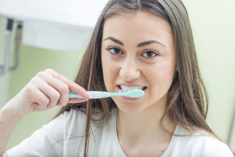 Miks igemed mõnikord hambapesu ajal veritsevad?