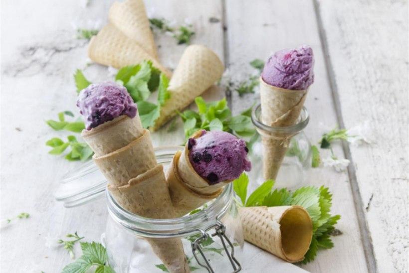 Üks hea jäätis on alati ahvatlev