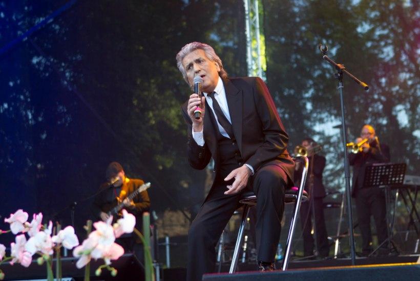 Toto Cutugno tänužest: laulan eesti publikule eesti keeles