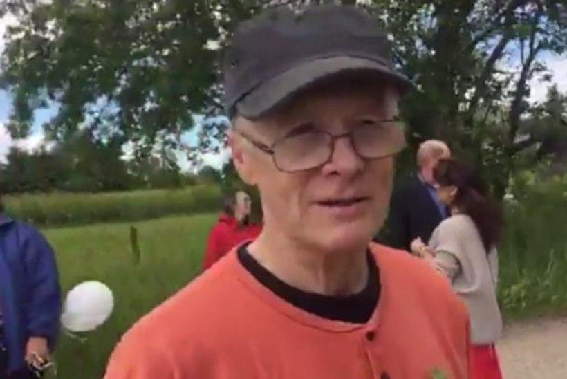 VIDEO | Heino Seljamaa: Kuku läheb nüüd taevasse