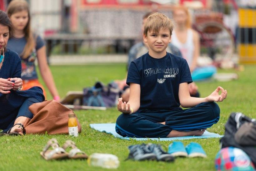 SPIKKER! Mis toimub sel aastal Joogafestivalil?
