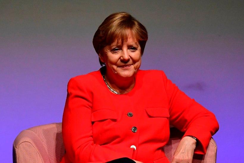 Angela Merkel unistas lapsepõlves baleriiniks saamisest