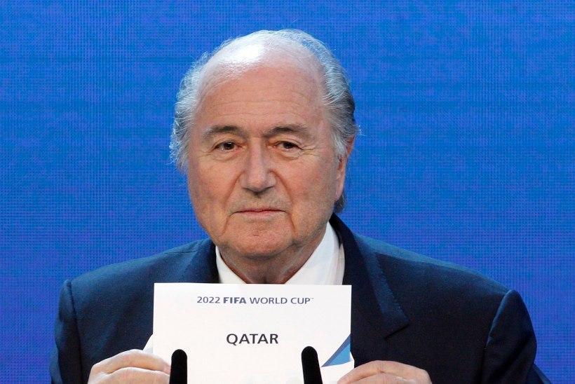Saksa väljaanne sai enda käsutusse Katari MMi korraldusõigusi uuriva raporti: ühe FIFA ametniku 10aastase tütre pangakontole kanti ligi 1,8 miljonit eurot