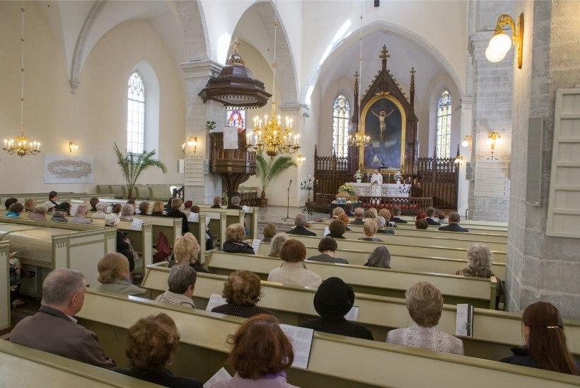 c100a5abf39 Jaani kirik saab 150. sünnipäevaks kellamängu | Linnaleht