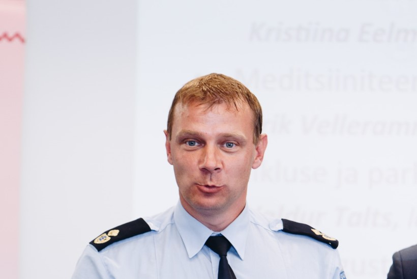 Noorte tantsu- ja laulupeo politseijuht: pange lastele   kindlasti külge kontakttelefoninumbrid
