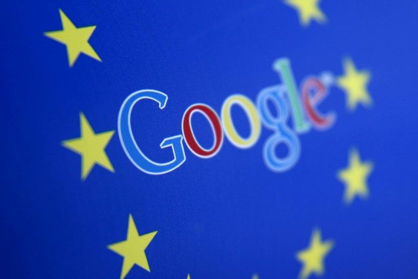 Euroopa Liit lajatas Google'ile 2,4 miljardilise trahvi