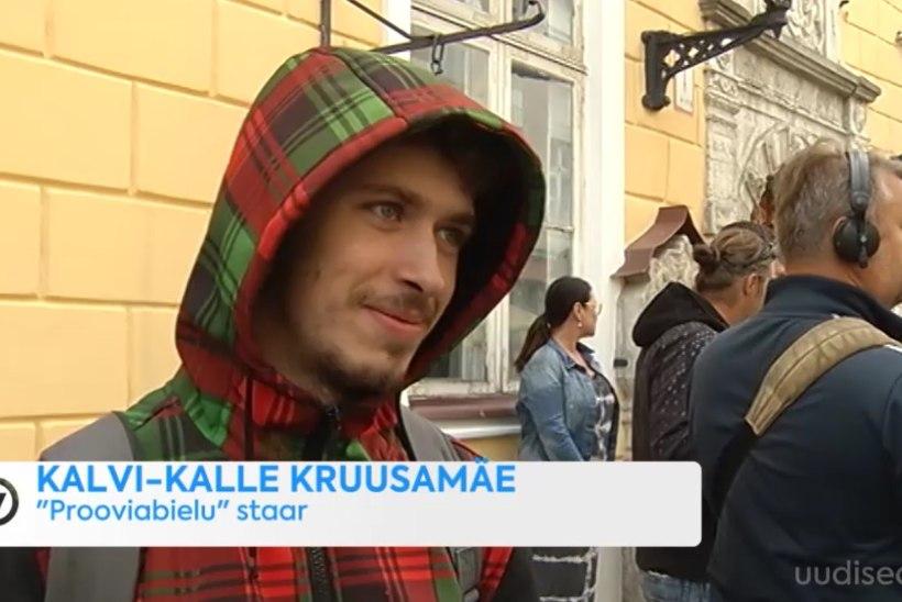TV3 VIDEO | Kalvi-Kalle Heleni nõiasaates osalemisest: ma ise soovitasin tal sinna minna!