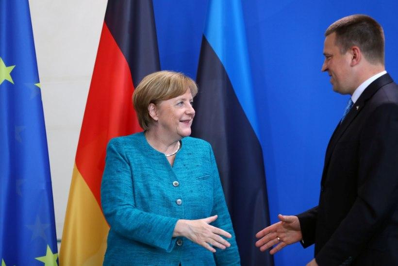 Angela Merkel külastab septembris Eestit