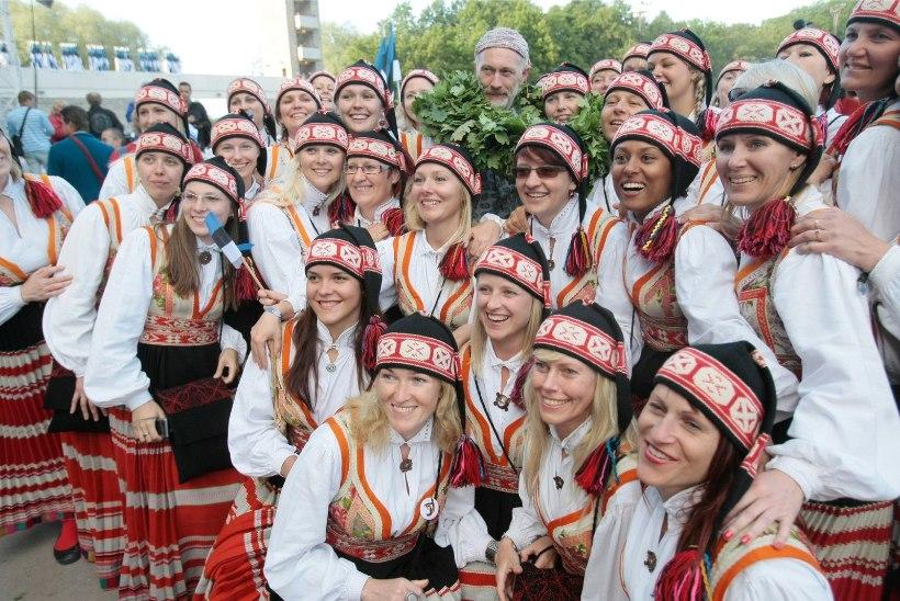 Tänavusel laulu- ja tantsupeol osaleb kõige rohkem Rasmuseid ja Laurasid