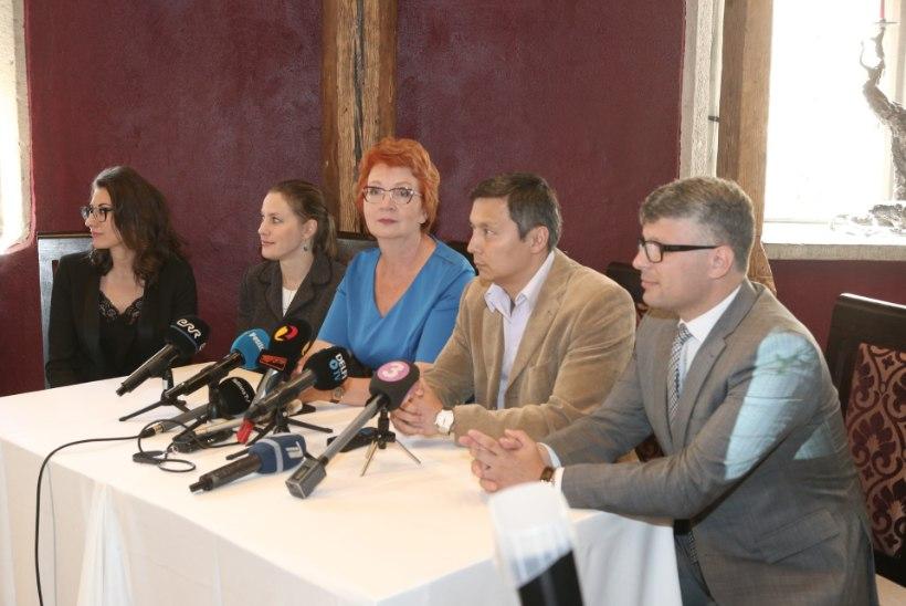 GALERII | Yana Toom: eraldi valimisnimekirja ei tule, kui suudame nädala jooksul erakonnas ühisele kokkuleppele jõuda