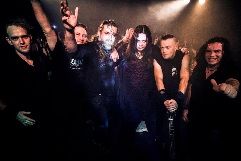 ÕHTULEHE VIDEO   21 aastat tegutsenud legendaarne metal-bänd Loits annab nädalavahetusel viimase live'i