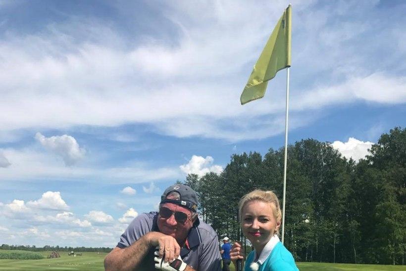 VIDEO | Ohoo! Sepo Seeman õpetab golfi mängima