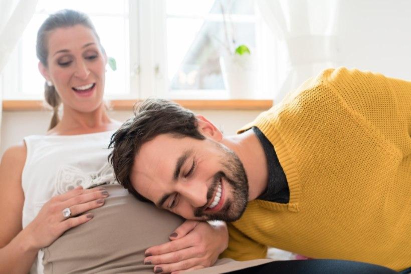 Magistritöö: sünnitusel osalemine võib mehele olla paras katsumus