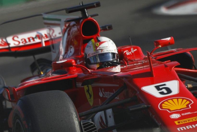 Vetteli ja Hamiltoni saaga ei saa lõppu