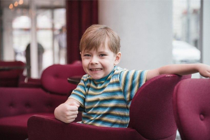 """OHOO! """"Väikeste hiiglaste"""" kuldsuu Oliver pürgib ooperilavale!"""