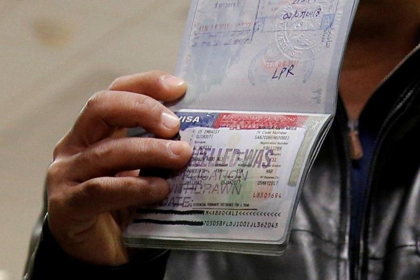 USA-s hakkavad täna õhtul kuue moslemiriigi kodanikele kehtima uued viisanõuded