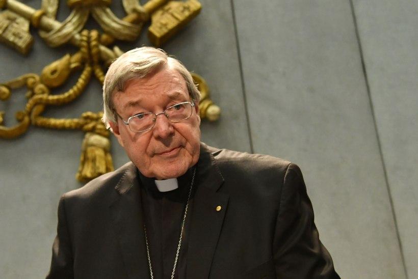 Vatikani varahoidjat kardinal Georg Pelli kahtlustatakse seksuaalkuriteos
