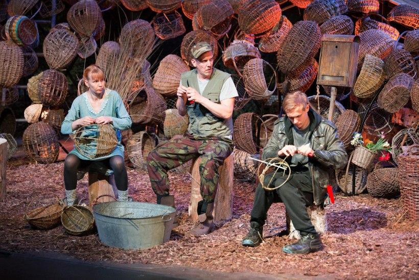 Lauri Saatpalu tahaks elus korra ka Estonia lavastuses mängida