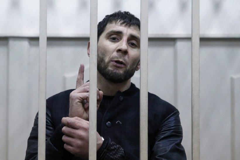 Boriss Nemtsovi mõrvarid mõisteti süüdi, tapatöö tellija jääb aga tabamatuks