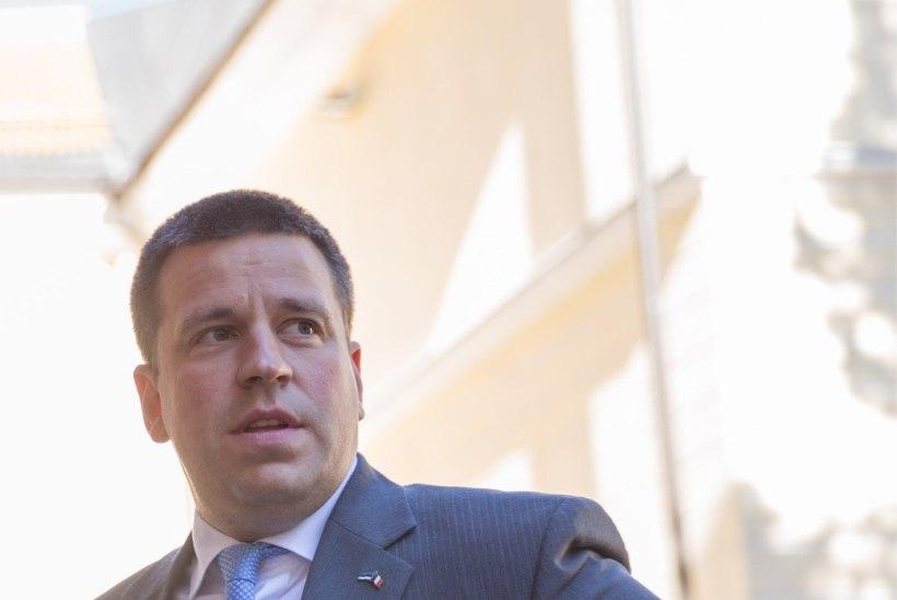 Jüri Ratas   Eestil on eesistumisest palju võita