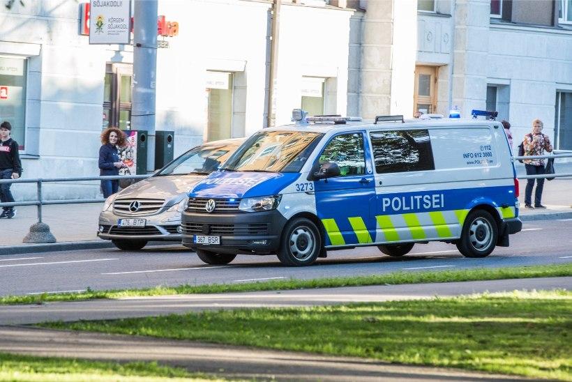 Siseministeerium ostab 10 miljoni euro eest kütust