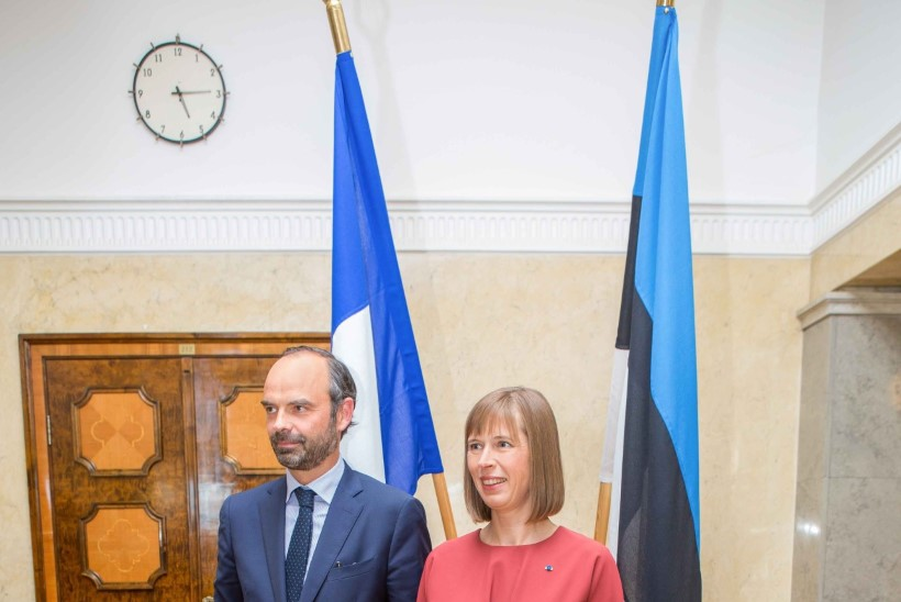 Kas Kaljulaidi garderoob on valmis Euroopa Liidu Nõukogu eesistuja rolliks?