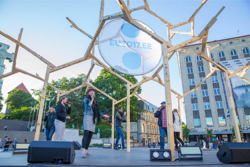 GALERII | Vaata, mis toimus Eesti Euroopa Liidu Nõukogu eesistumise algust tähistanud kontserdil!