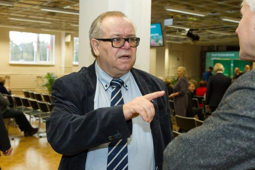 Keskerakonna ridadest kandideerib Tartu linnapeaks Aadu Must