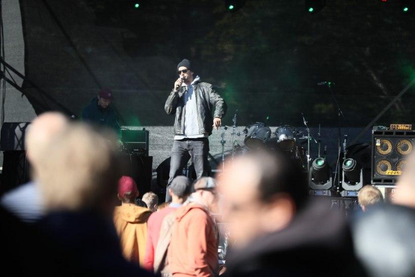 GALERII | Kaparockil pidu käib, üritust juhivad noorukid Aksel ja Otto Samuel