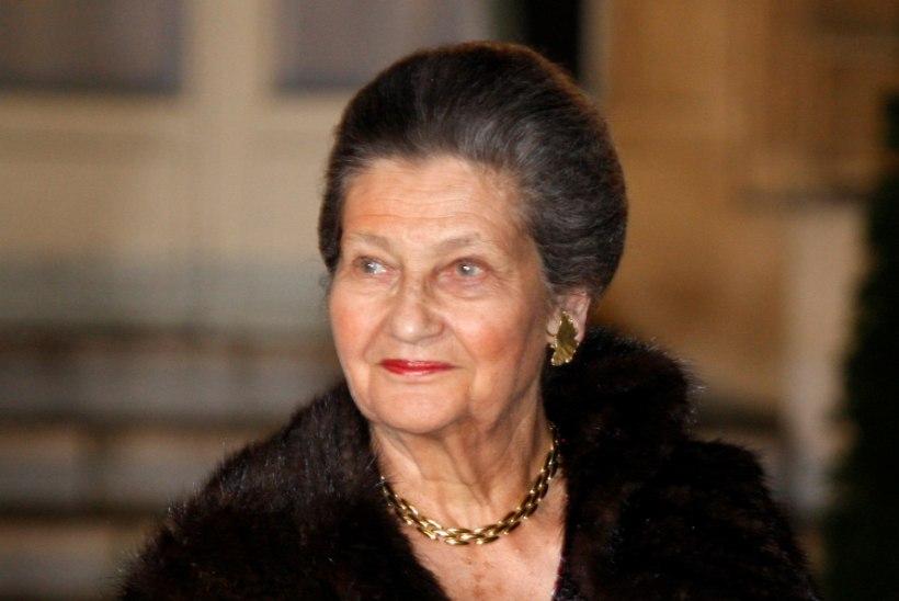 Suri tuntud naisõiguslane ning holokausti ohver Simone Veil