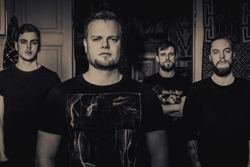 ÕHTULEHE VIDEO | Kristjan Rabi bänd Psychiatric Ward: kõige hevim asi oli kaine peaga esinemine!