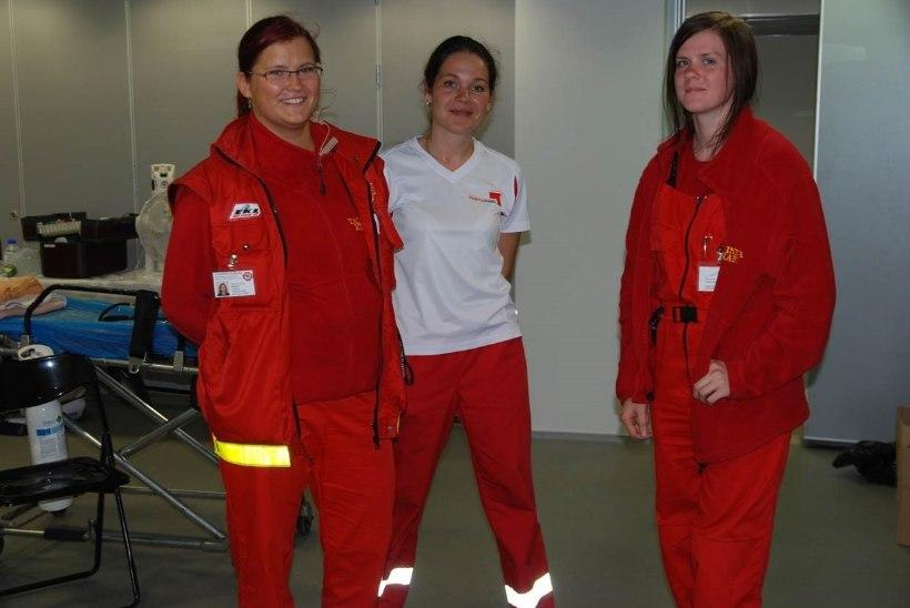 PERH tagab laulu- ja tantsupeolistele vajaliku arstiabi