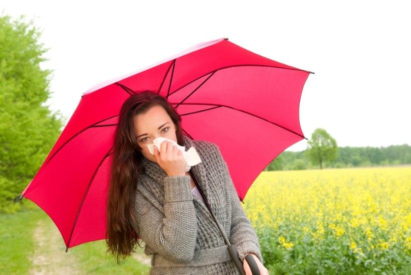 Pane tähele: suvised külmetushaigused tahavad pikemat paranemisaega!