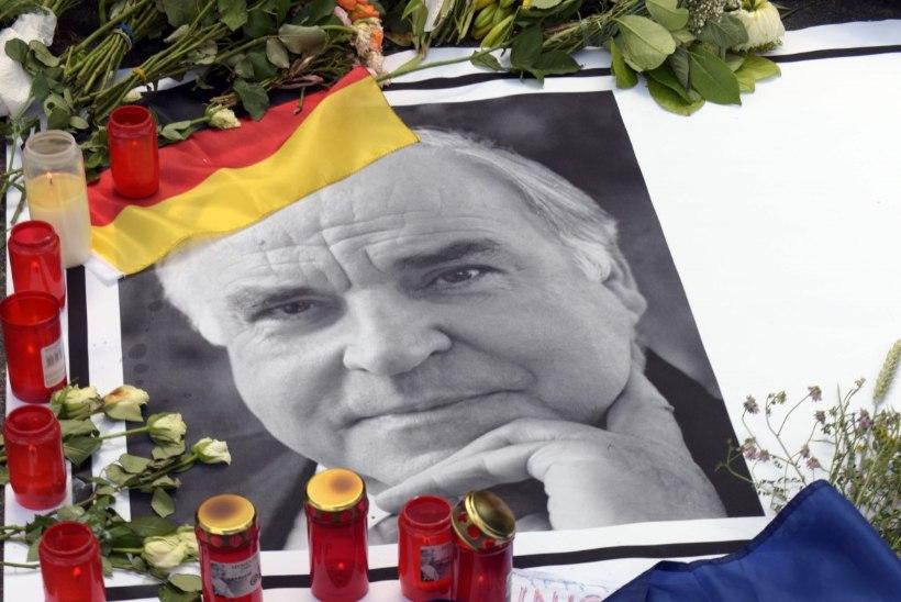 Helmut Kohl taasühendas riigi, kuid lõhkus perekonna