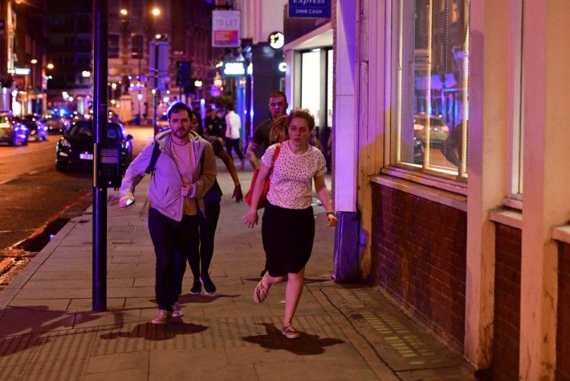 VIDEO JA -BLOGI | Tragöödia Londonis – tunni ajaga toimus kesklinnas mitu terrorirünnakut