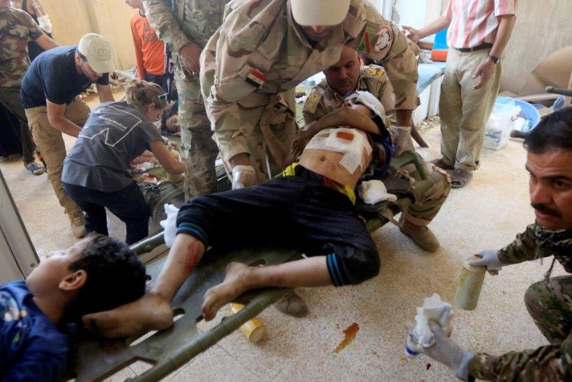 Isalmiriik tappis sellel nädalal Mosulis üle 100 inimese