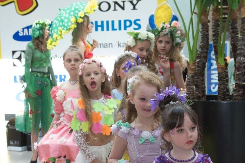 GALERII   Baltic Princess iludusvõistluse noorim osaleja oli vaid 4-aastane