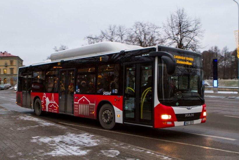 Tartu bussihange jõudis kohtukulli juurde