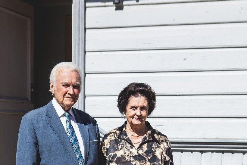 Meie aja kangelased, Arnold ja Ingrid Rüütel soovitavad selles elus mitte logeleda