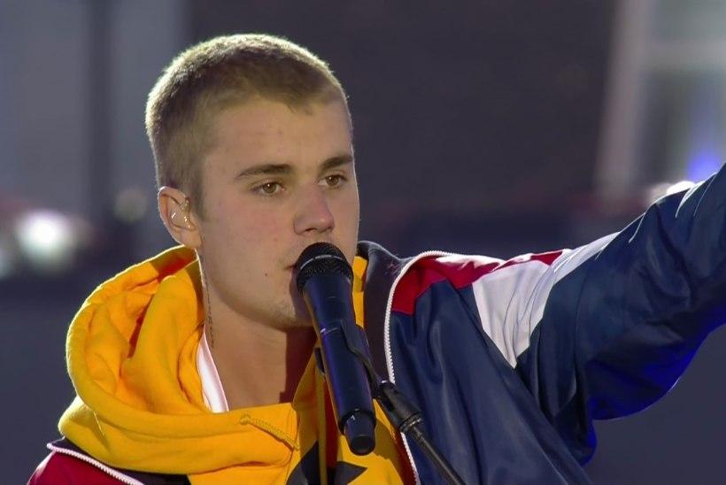 Elumees Justin Bieber võitles Manchesteri kontserdil pisaratega