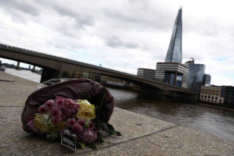 Londonis terrorirünnaku korraldanute isikud on politseile teada