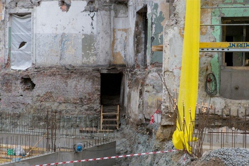 GALERII | Kunstiakadeemia asetab täna oma uue hoone nurgakivi