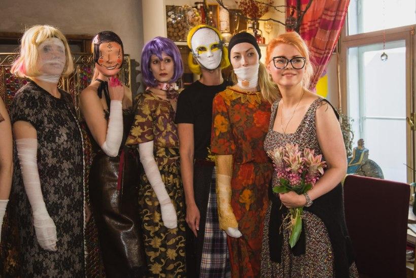 PILDID   Beatrice Fenice uue kollektsiooni esitlusel esines California rokkbänd The Pullmen