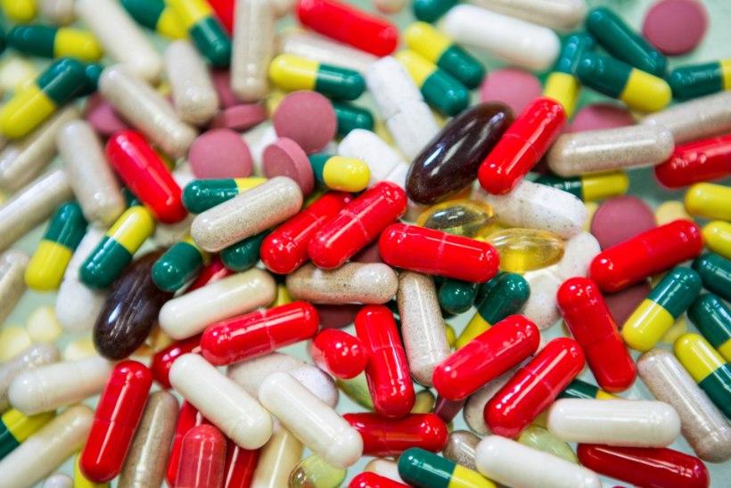 Puust ja punaseks: mis vahe on ravimitel ja toidulisanditel?