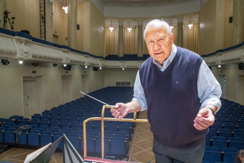 Juubilar Neeme Järvi tähistab sünnipäeva kahe erilise kontserdiga Estonias