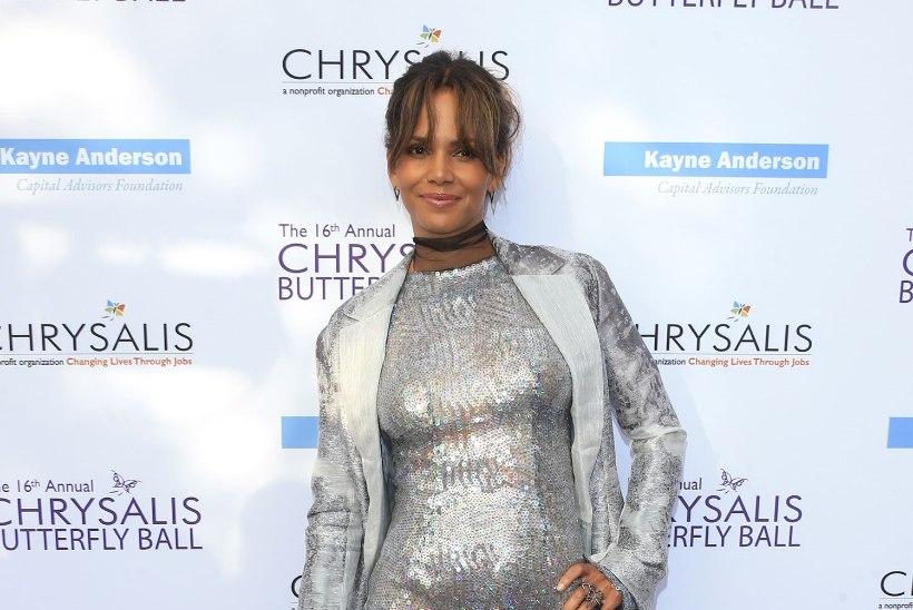 50aastane Halle Berry on jälle rase?!