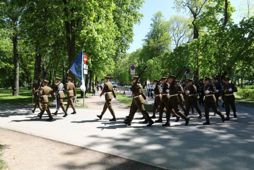 GALERII | KIVI KOTTI: Leedu president saadeti Tallinnast koduteele